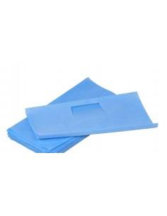 Медична захисна маска-серветка для процедури AIR Flow Polix PRO&MED, 30*40 см, 50 шт./уп.