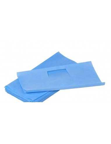 Медицинская защитная маска-салфетка для процедуры AIR Flow Polix PRO&MED 30*40 см, 50 шт. / уп.