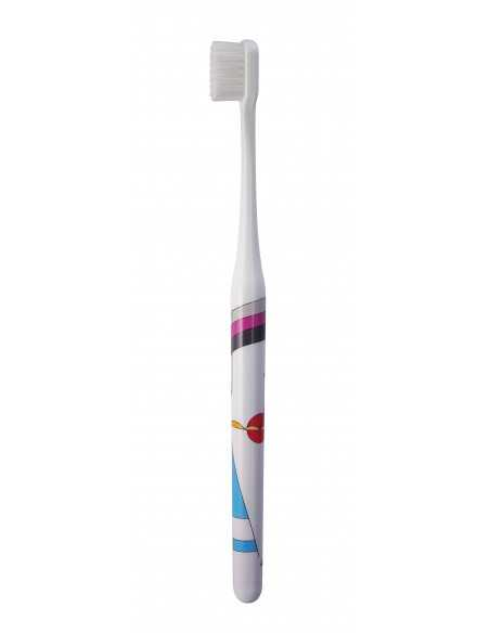 "Зубная щетка MontCarotte ""Кандинский"", мягкая, 0,15 мм"