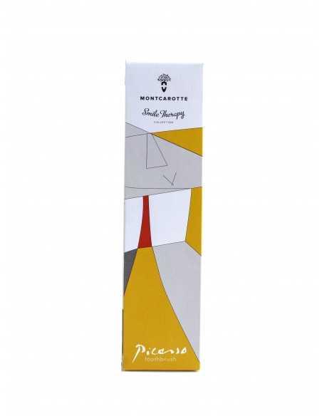"""Зубна щітка MontCarotte """"Пікассо"""", м'яка, 0.15 мм"""