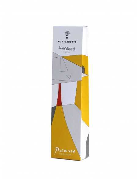 "Зубная щетка MontCarotte ""Пикассо"", мягкая, 0,15 мм"