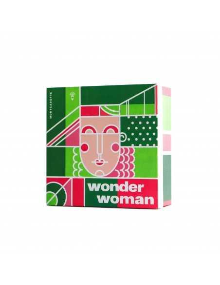 """Подарунковий набір для догляду за порожниною рота для Жінок """"Wonder Woman"""", MontCarotte"""