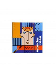 Подарочный набор Wonder Man для Мужчин MontCarotte 3 ед