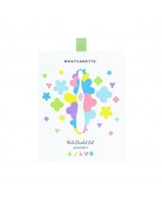 """Подарочный набор MontCarotte для детей """"Ассорти"""" Зеленый"""