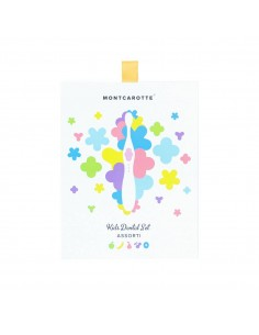 """Подарочный набор MontCarotte для детей """"Ассорти"""" Желтый"""