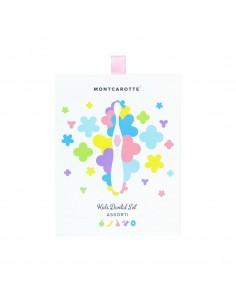 """Подарочный набор MontCarotte для детей """"Ассорти"""" Розовый"""