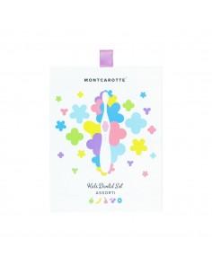 """Подарочный набор MontCarotte для детей """"Ассорти"""" Сиреневый"""