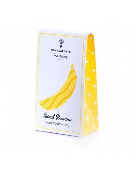 """Детская зубная паста (от 0+ лет) MontCarotte """"Сладкий Банан"""", 30мл"""