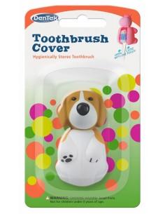Футляр для зубных щеток DenTek, собака