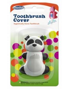 Футляр для зубных щеток DenTek, панда