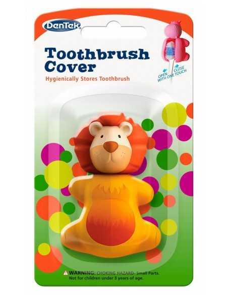 Футляр для зубных щеток DenTek, лев