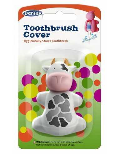 Футляр для зубних щіток DenTek, корова