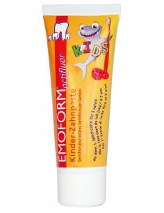 Детская зубная паста Dr.Wild Emoform Actifluor Kids, 75 мл, от 0 до 5 лет