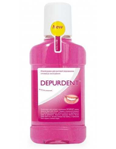 Ополаскиватель для полости рта Dr.Wild Depurdent Mouth Rinse, отбеливание, 250 мл