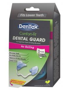 Зубная капа от бруксизма DenTek (на верхнюю и нижнюю челюсть), в упаковке 2 шт.