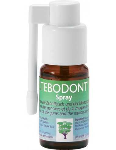 Спрей с маслом чайного дерева Dr. Wild Tebodont, 25 мл