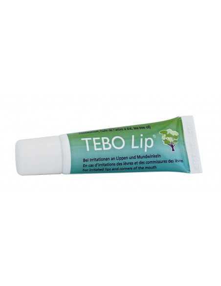 Гігієнічна помада з маслом чайного дерева Dr.Wild Tebo Lip, 10 мл