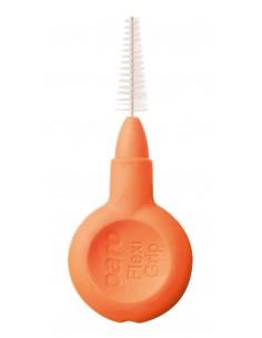 Межзубные щетки Paro Swiss flexi grip, х-тонкие, конические, Ø 1.9 / 5.0 мм, 48 шт.