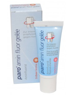 Гель с аминофторидом Paro Swiss amin fluor gel для интенсивной профилактики кариеса, 25 г
