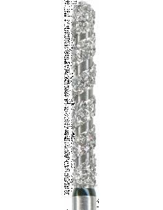 Бор алмазний стоматологічний NTI (FG, RA) 879L-014TSC-FG