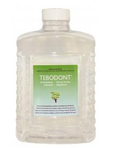 Ополаскиватель полости рта TEBODONT для диспенсера, 1500 мл, вкл. 120 стаканчиков