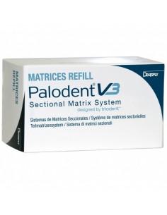 Стоматологические матрицы Palodent V3 Matrices, 5,5 мм, 100 шт.