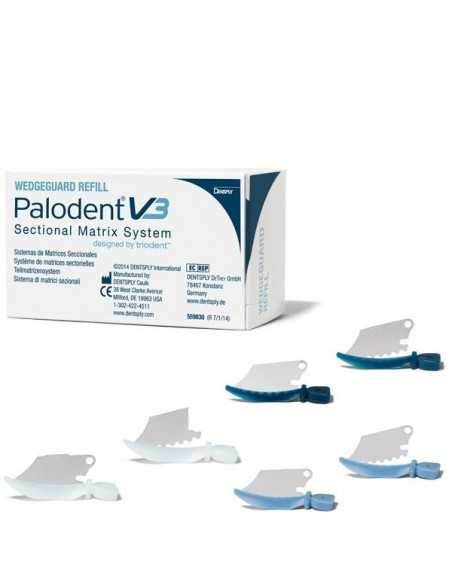 Стоматологічні клини Palodent V3 WDGEGUARD Medium, 100 шт., Dentsply Sirona