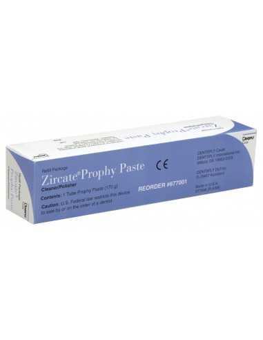 Полировочная паста для зубов Zircate Prophy Paste, 170 г