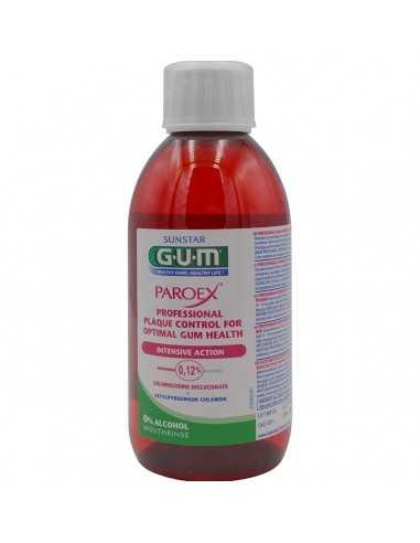 Ополаскиватель для полости рта GUM PAROEX, 0,12%, 300 мл