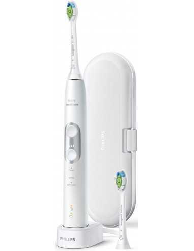 Звуковая зубная щетка Philips Sonicare Protective Clean 6100 White HX6877/29