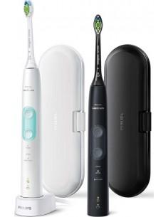 Набор звуковых зубных щеток Philips ProtectiveClean 5100 (2 щетки) HX6857/35