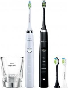 Набор звуковых зубных щеток Philips DiamondClean (2 щетки) HX9334/41