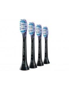 Насадки для звуковых зубных щеток Philips BHs G3 Premium Gum Care Black 4BHs HX9054/33
