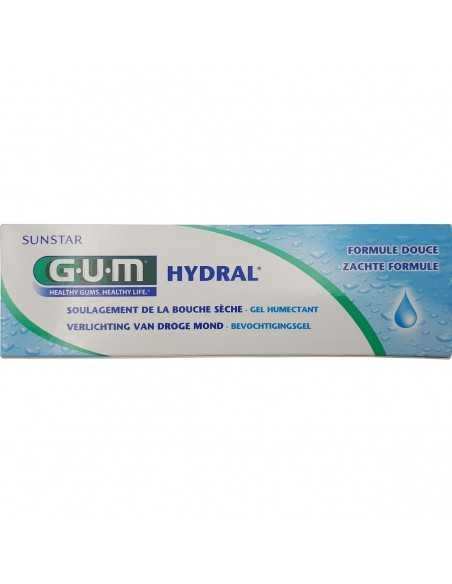 Увлажняющий гель для полости рта GUM HYDRAL, 50 мл