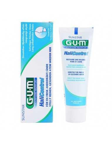 Зубная паста GUM HALICONTROL от неприятного запаха, 75 мл
