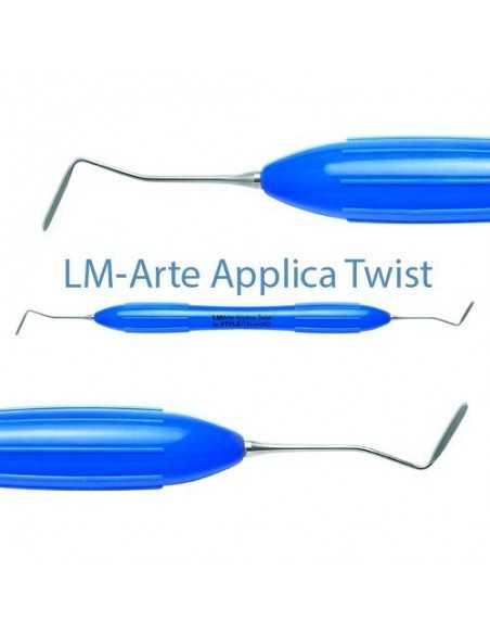 LM-Arte Applica Twist гладилка для моделирования и скульптурного формирования LM 464-494,ручка xsi