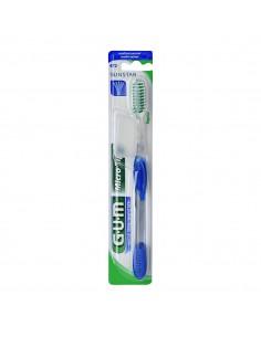 Зубна щітка GUM MICROTIP, повна, середньо-м'яка