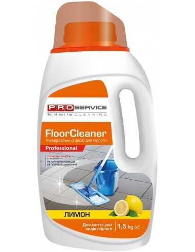 """Универсальное средство для мытья пола PRO Service, """"Floor Cleaner"""", 1.5 л"""
