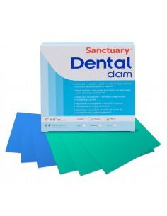 Коффердам Dental Dam 36 шт. / уп., мята