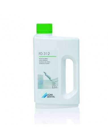 Концентрат для дезинфекции и очистки поверхностей FD312, 2,5 л