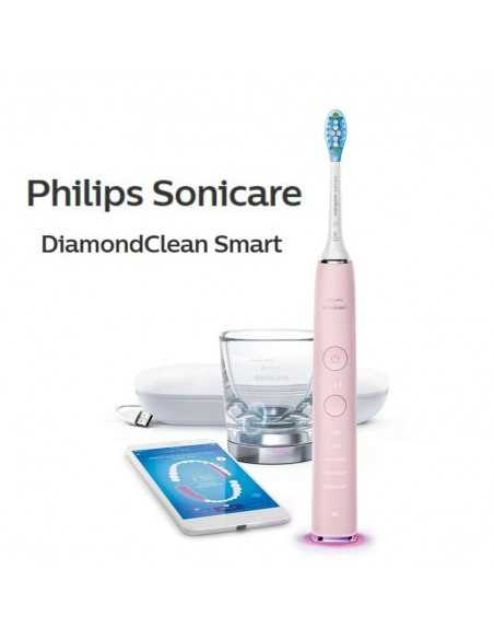 Звуковая зубная щетка Philips Sonicare DiamondClean Smart Pink HX9924/27