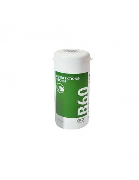 Дезинфицирующие салфетки для поверхностей B60 (в боксе)