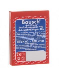 Артикуляционная бумага Baush 200 л. / уп.