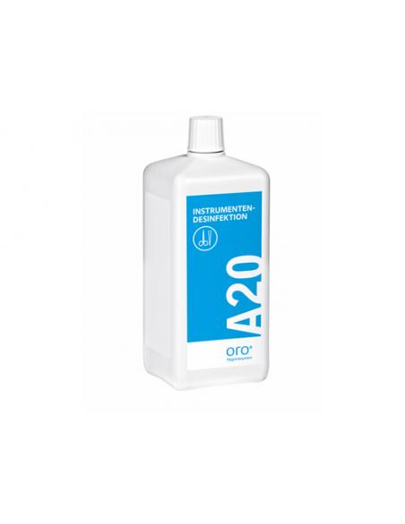Дезинфицирующие средство A20 для дезинфекция инструментов, 10 л