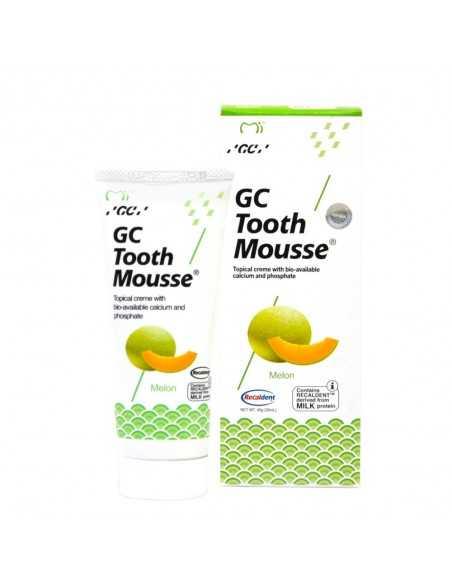 Зубной гель для восстановления эмали Tooth Mousse c кальцием и фосфатом, 35 мл