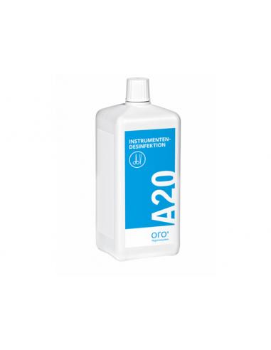 Дезинфицирующие средство A20 для дезинфекция инструментов, 1 л