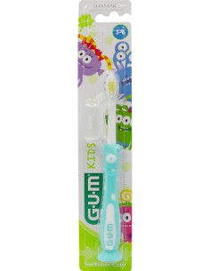 Детская зубная щетка GUM Kids, от 3 до 6 лет