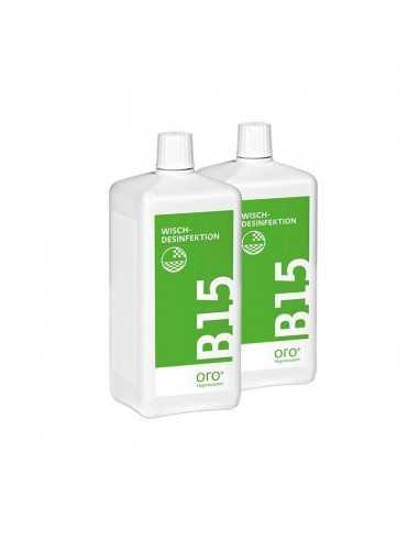 Дезинфицирующие средство для поверхностей B15 для протирания, 10 л