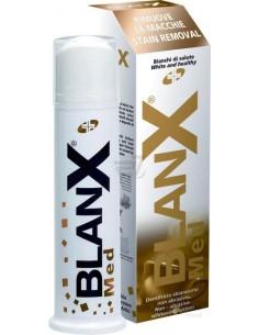 Зубна паста Blanx Med інтенсивне видалення плям, 75 мл