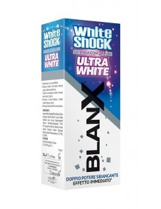 Зубная паста Blanx White Shock Ultra White, 50 мл